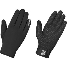 GripGrab Raptor Windproof Winter Gloves black